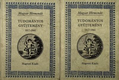 Juhász István  (Szerk.) - Tudományos gyűjtemény I-II.