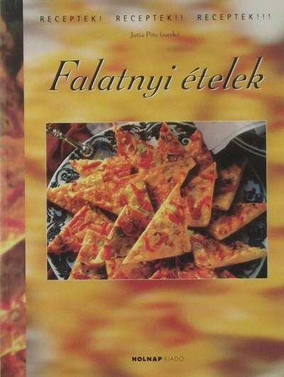 Jutta Pötz  (Szerk.) - Falatnyi ételek