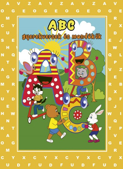 F. Nagy Gábor - ABC - Gyerekversek és mondókák