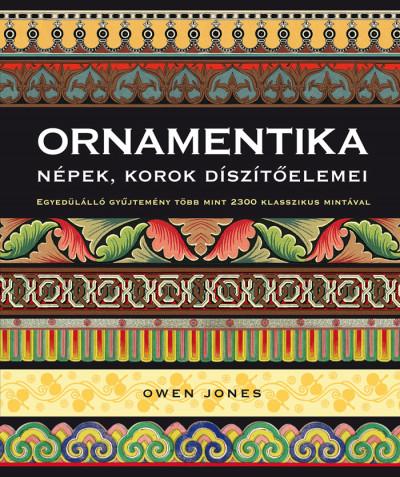 Owen Jones - Ornamentika - Népek, korok díszítőelemei