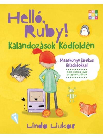 Linda Liukas - Helló Ruby!