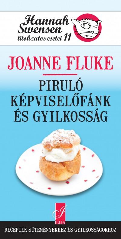 Joanne Fluke - Piruló képviselőfánk és gyilkosság