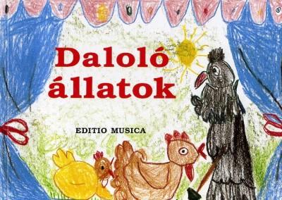 Forrai Katalin  (Összeáll.) - Daloló állatok