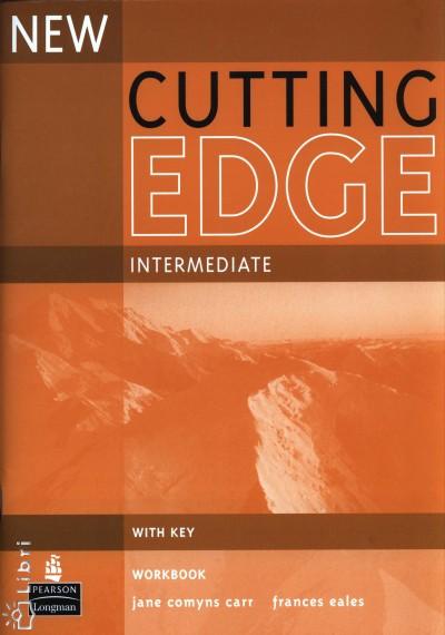 Jane Comyns Carr - Frances Eales - New Cutting Edge Intermediate Workbook With Key