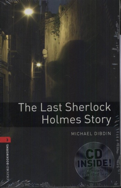 Michael Dibdin - The Last Sherlock Holmes Story - CD Inside