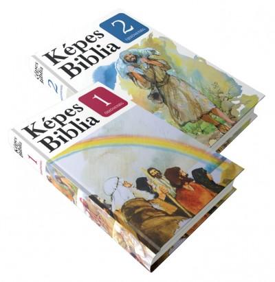 - Képes Biblia 1-2.
