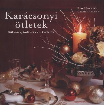 Rose Hammick - Charlotte Packet - Karácsonyi ötletek