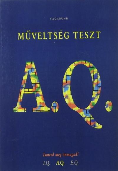 - A.Q. műveltségi teszt