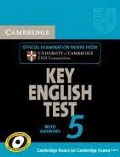 - Cambridge Key English Test 5