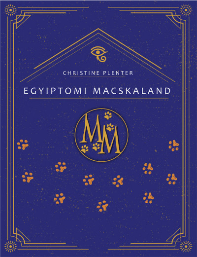 Christine Plenter - Egyiptomi Macskaland