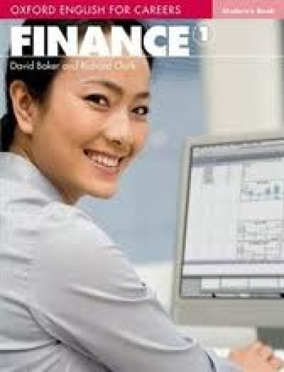 - Oxford English for Careers: Finance 1