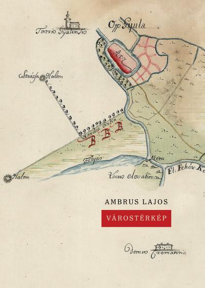 Ambrus Lajos - Várostérkép