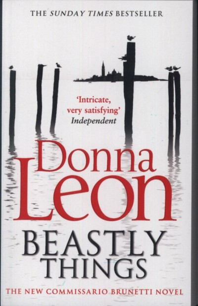 Donna Leon - Beastly Things