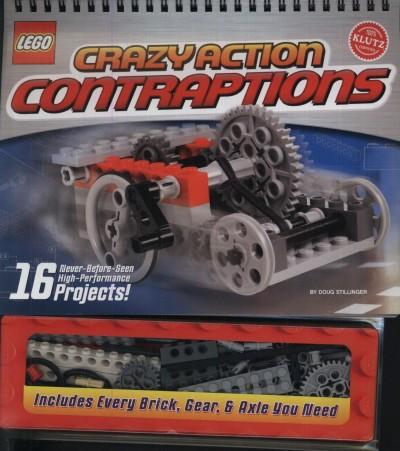 Doug Stillinger - Lego Crazy Action Contraptions