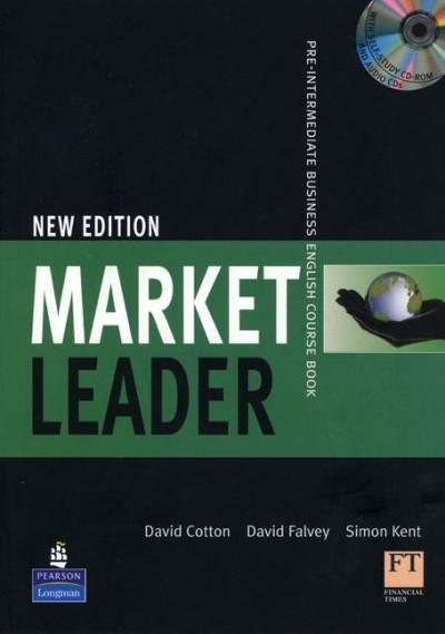 David Cotton - David Falvey - Simon Kent - Market leader /new/ pre-intermediate cb+cd-rom