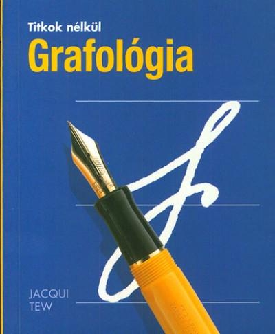 Jacqui Tew - Titkok nélkül - Grafológia