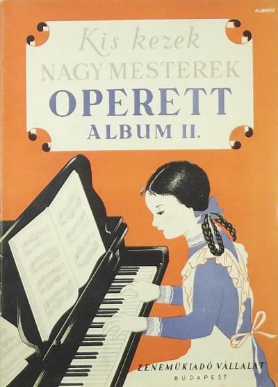 - Operett album II.