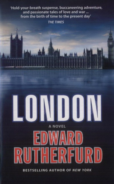 Edward Rutherfurd - London