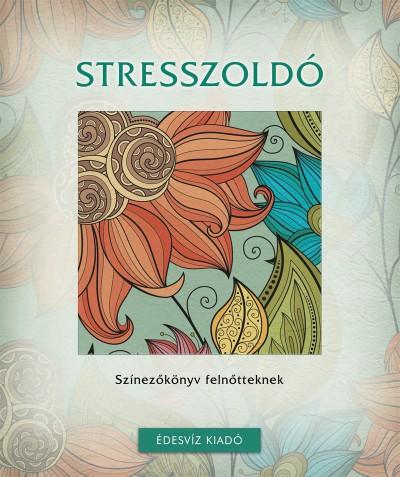 - Stresszoldó színező