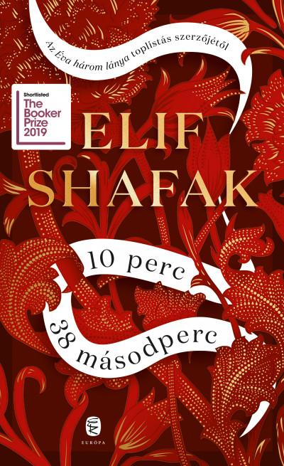 Elif Shafak - 10 perc 38 másodperc