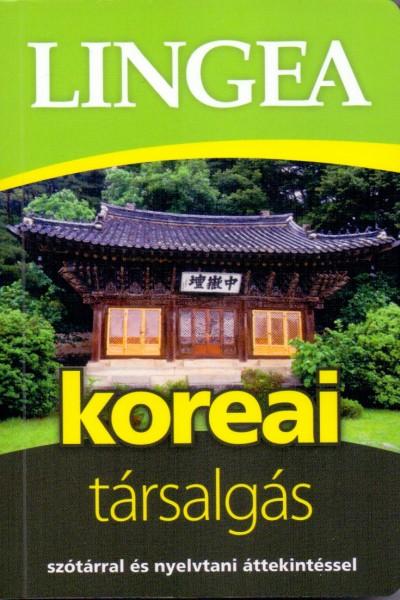 - Lingea koreai társalgás