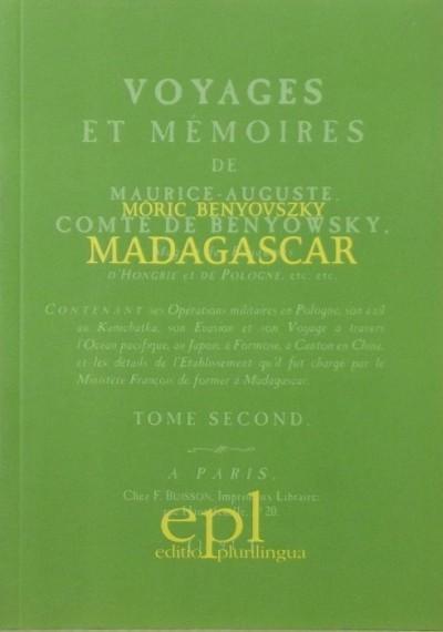 Benyovszky Móric - Madagascar