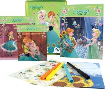 - Disney Jégvarázs - Party láz Fémdoboz