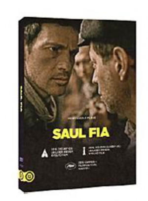 Nemes Jeles L�szl� - Saul fia (2 lemezes extra v�ltozat) - DVD
