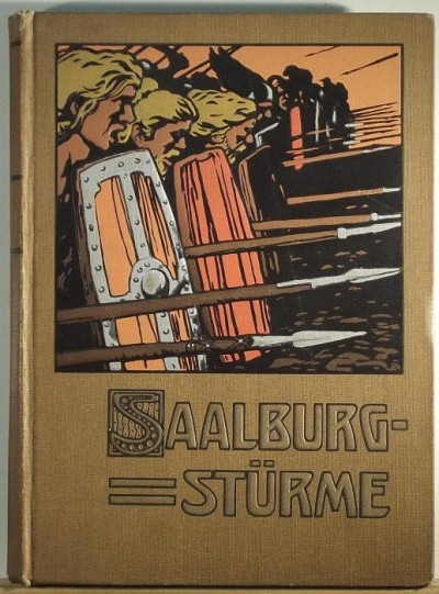 Karl Blümlein - Saalburgstürme
