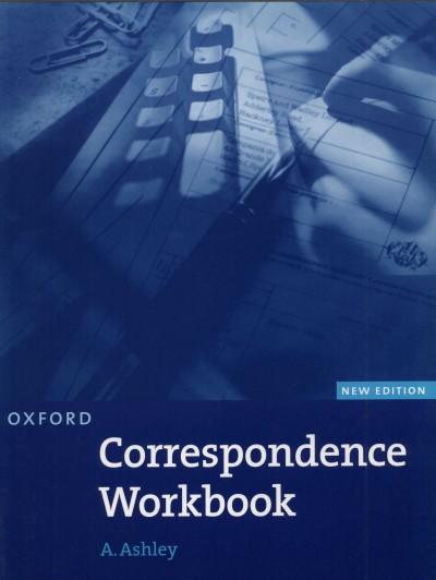 A. Ashley - Oxford - Correspondence Workbook