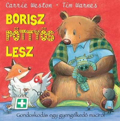 Tim Warnes - Carrie Weston - Borisz pöttyös lesz