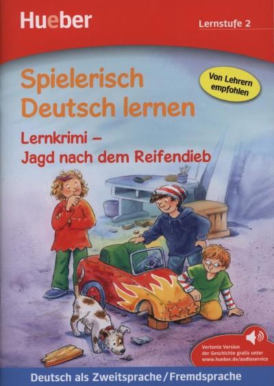 Annette Neubauer - Spielerisch Deutsch lernen - Lernstufe 2