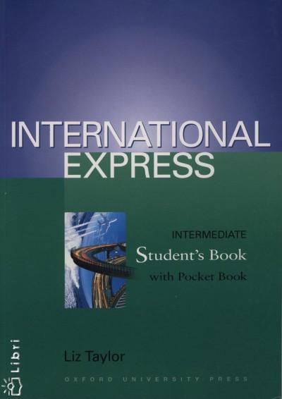 - International Express Intermediate Student's Book