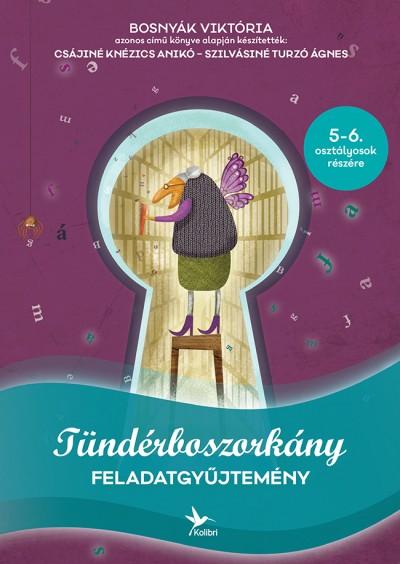 Bosnyák Viktória - Csájiné Knézics Anikó - Szilvásiné Turzó Ágnes - Tündérboszorkány feladatgyűjtemény - 5-6. osztályosok részére