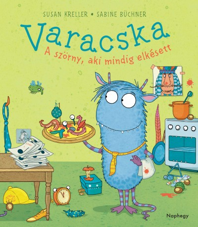 Susan Kreller - Varacska