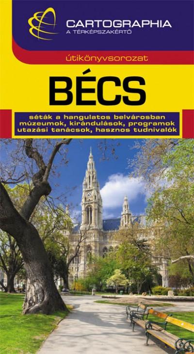 Imecs Orsolya - Bécs útikönyv
