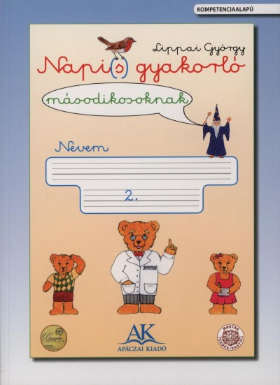 Lippai György - Napi(s) gyakorló az általános iskola 2. osztálya és a 8 éves korosztály számára