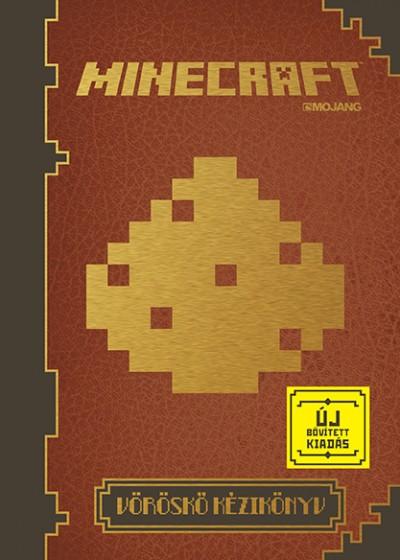 - Minecraft - Vöröskő kézikönyv