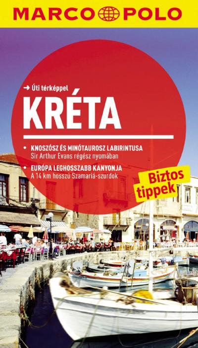 Klaus Bötig - Christiana Sothmann  (Szerk.) - V. Hessert-Fraatz Marlis  (Szerk.) - Kréta - Marco Polo