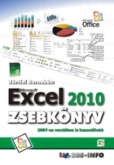 Bártfai Barnabás - Excel 2010 zsebkönyv