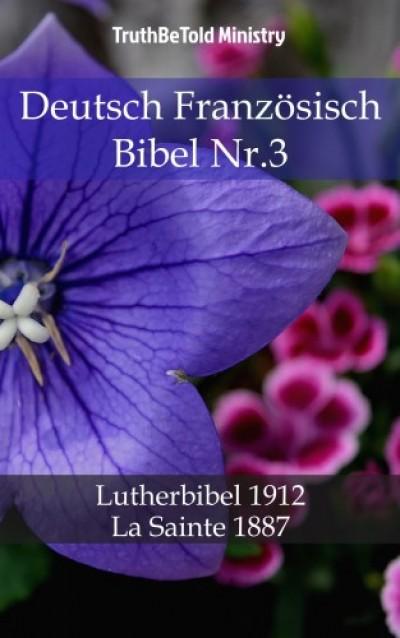 Martin Truthbetold Ministry Joern Andre Halseth - Deutsch Französisch Bibel Nr.3