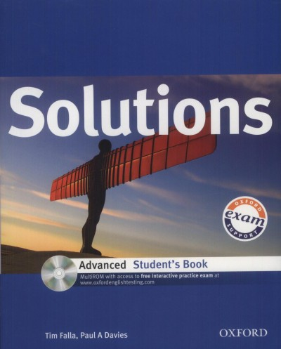 Paul A. Davies - Tim Falla - Solutions Advanced Student's Book