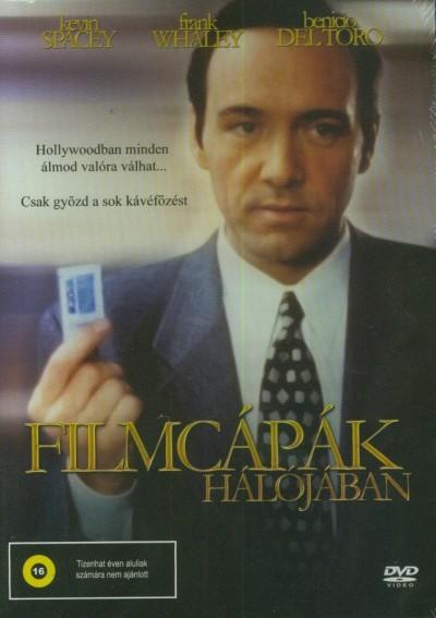 George Haung - Filmcápák hálójában - DVD