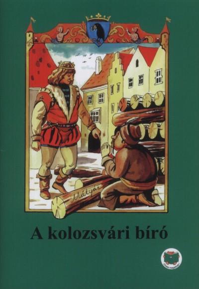 Ligeti Róbert - A kolozsvári bíró