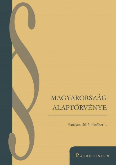 - Magyarország Alaptörvénye