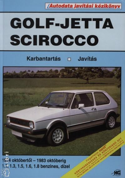 - Volkswagen Golf-Jetta-Scirocco