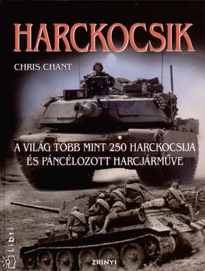 Chris Chant - Harckocsik