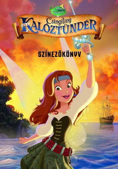 - Disney - Csingiling és a Kalóztündér - foglalkoztató