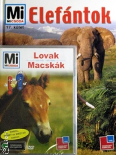 Ulrich Sedlag - Elefántok (könyv) + Lovak-Macskák (DVD)