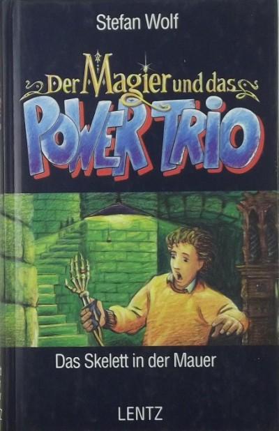 Stefan Wolf - Der Magier und das Power Trio